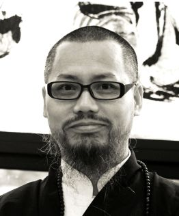 中國禅林畫院副院長古一雄