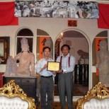 榮聘香港各界文化促進會榮譽會長汪裕祖先生,為中國禅林畫院(HK)名譽顧問