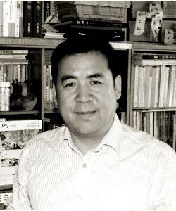 中國禅林畫院學術委員會副主任張巨鴻