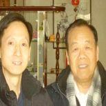 中國禪林畫院(HK)院長李智隆與我院名譽顧問張森洲先生