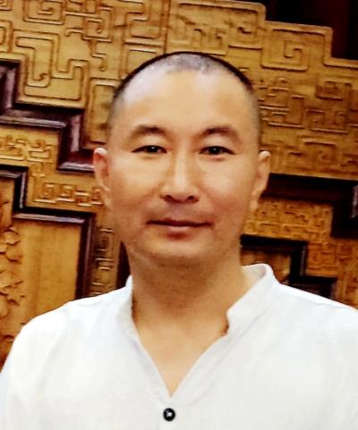 戰乃明-江蘇佛教協會會刊《弘化》特約畫家