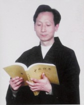 中國禪林畫院院長李智隆居士