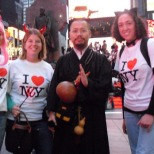 2009年古藝雄游纽约
