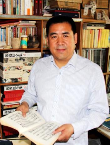 張巨鴻-中國美術家協會敦煌創作中心委員
