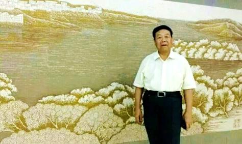 中國禪林畫院名譽顧問张森洲先生