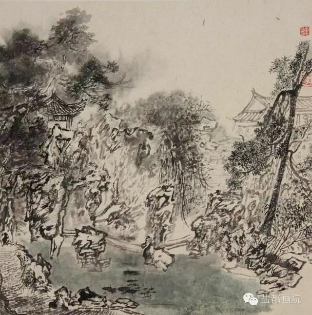 中國當代書畫優秀作品推薦方案