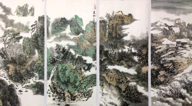 中國禪林畫院(HK)名家推薦