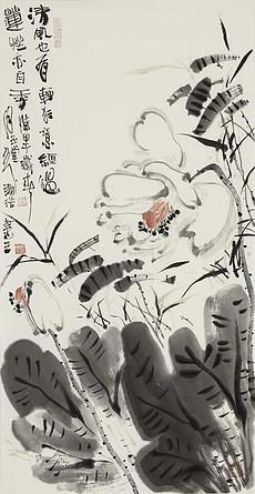 謝浩書畫3