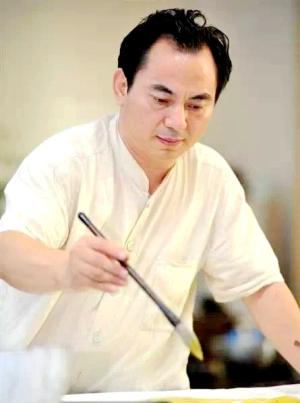 馬順先-清華大學美術學院中國畫高研班導師